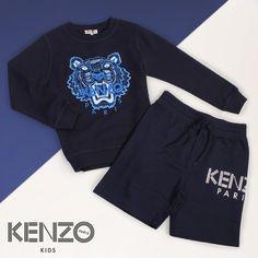13965622e Kenzo Kids, Tiger Face, Gym Shorts Womens, Sweatshirt