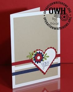 121 best cards patriotic images on pinterest homemade cards kraft red white and blue paper cards diy cards your cards m4hsunfo