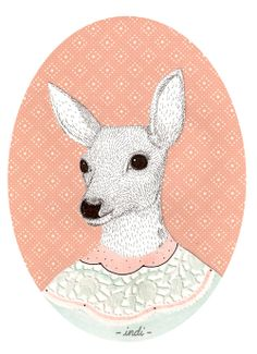 Dear Deer by indi maverick