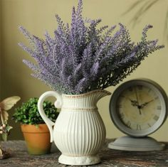 Freshen Up Your Home With Dried Lavender - www.nicespace.me