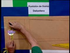 Hermenegildo Zampar - Bienvenidas TV - Explica el pantalón dibujo del trasero