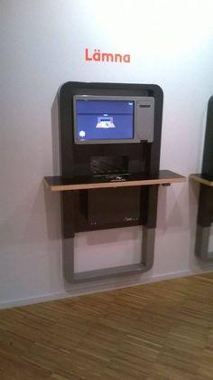 Lainausautomaatti.