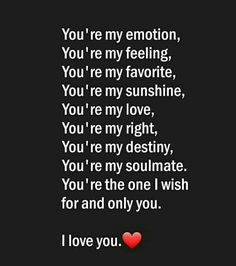 "Best Romantic Quotes for Him/Her ""I'm just egotistical, eager in addition to just Cute Love Quotes, Soulmate Love Quotes, Love Quotes For Her, Love Yourself Quotes, Love Quotes For Him Romantic, Couples Quotes Love, Love Husband Quotes, Romantic Quotes For Boyfriend, Missing Family Quotes"