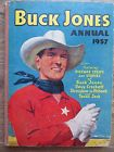 Vintage books and annuals such as: BUCK JONES ANNUAL 1957 VGC Hardback Hardcover Book Colectable Comic
