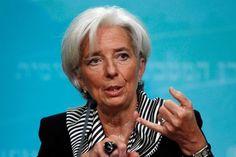 20.01.2013 / La Grèce sur la bonne voie, selon Lagarde / Christine Lagarde, directrice générale du FMI.