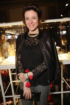 Aurélie Bidermann Hosts a Cocktail Party Toasting Her New Collection – Vogue Slow Fashion, Fashion Week, World Of Fashion, Fashion Show, Fashion Blogs, Aurelie Bidermann, Cocktail, Vogue, Leather Fashion