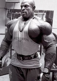 #Bodybuilding #Motivation - This Is Where We Fight with Ronnie Coleman