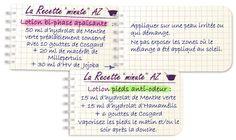 Hydrolat de Menthe verte de Provence BIO - Bibliothèque - Aroma-Zone