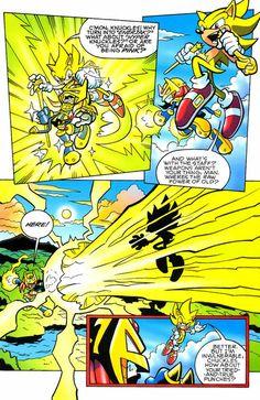 Hypersonic vs Super Shadow | Sonic & Mario vs Superman - Battles - Comic Vine