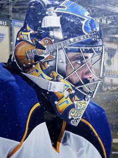 Ryan Miller, St. Louis Blues @ designingsport.com