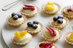 Mini Fruit Tarts Image 1