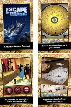 Escape The Titanic Full Version APK Unlocked Unlimited Hints