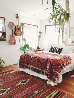 ? American Hippie Bohéme Boho Lifestyle ? Bedroom