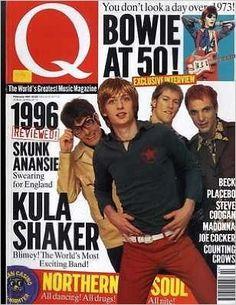Q Magazine (UK) - February 1997