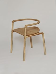 Funambule Is A Minimalist Design Created By Canada Based Designer Loïc  Bard. The Simple Aesthetic Of The Chair Brings Out The Minute Details  Involved With ...
