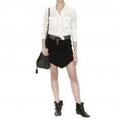 Skirt, Tweed - BYDANIE