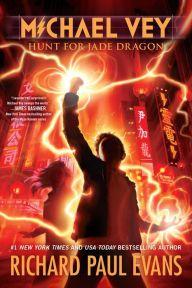 Hunt for Jade Dragon (Michael Vey Series #4)