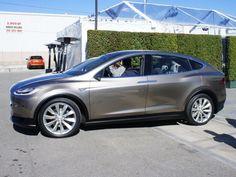 Tesla Model X AWD -  U would never hear me coming!
