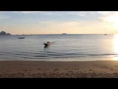 Ao Nang Krabi Town Ao Nang Krabi, Krabi Town, Bangkok, Thailand, Waves, Beach, Outdoor, Outdoors, Ocean Waves