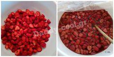 Λικέρ+φράουλα+με+3+υλικά+έτοιμο++σε+3+μέρες