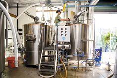 Honolulu BeerWorks assistant brewer Roxayne Spruance