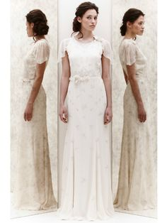 Let the ooh-ing & aah-ing commence: Jenny Packham's 2013 Bridal Collection - Wedding Party