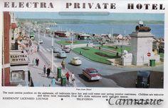 1969, Electra Private hotel.