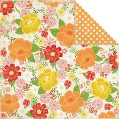 """For The Record 2 Tailored Double-Sided Cardstock 12""""X12"""""""