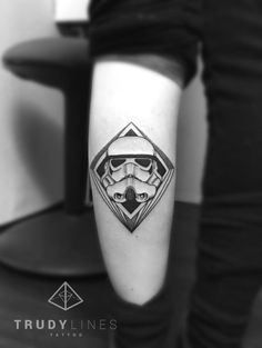 1337tattoos — trudylines: one of my star wars artworks ⭐️ ...