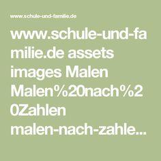 www.schule-und-familie.de assets images Malen Malen%20nach%20Zahlen malen-nach-zahlen-froschkoenig.jpg