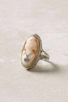 Habille Cameo Ring