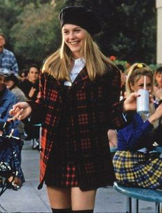"9 Fashion Films That Aren't ""The Devil Wears Prada"" - College Fashionista - When it comes to fashion-related films, there are a few titles that inevitably come to mind. Clueless Outfits, Clueless Fashion, 70s Fashion, Look Fashion, Cute Outfits, Fashion Outfits, Kawaii Fashion, Fashion 2020, Clueless Aesthetic"