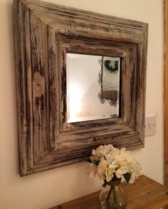 Dog Friends, Oversized Mirror, Barn, Cottage, Furniture, Home Decor, Converted Barn, Decoration Home, Room Decor