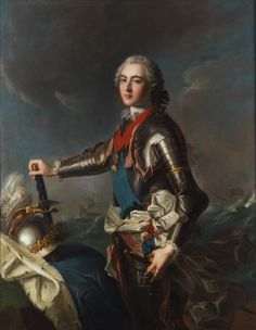 Louis Jean Marie de Bourbon 1725 –1793 was the only child of Louis Alexandre de Bourbon and his wife Marie Victoire de Noailles. He was also a grandson of Louis XIV of France and his mistress, Madame de Montespan. He was one of the wealthiest men in France and known for his generosity and charity.