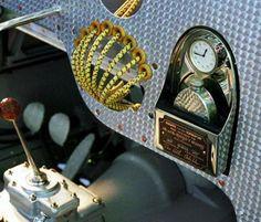 Bugatti dash board / instrument panel