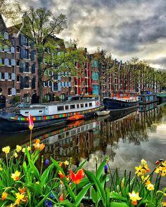 Amsterdam, Netherlands photo credit cbezerraphotos