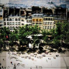 Paris Rues St Martin - Laurent Dequick