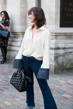 All the Best Street Style From Milan Fashion Week: From New York Fashion Week to London and now to Milan, the style set is continuing their jet-setting adventures, all in the name of fashion.