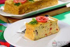 Receita de Bolo de milho verde salgado em receitas de bolos, veja essa e outras receitas aqui!