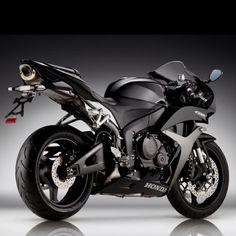 2012 Honda CBR600RR Corsa Series (black on black on black)