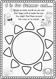 532 best pre k worksheets images on pinterest in 2018 kindergarten summer writing worksheets k 1 73 pages ibookread Read Online