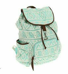 Bien a la moda la mochila para salir etc #tuestilo Cute Backpacks, Girl Backpacks, School Backpacks, Look Fashion, Fashion Bags, Fashion Backpack, Backpack Purse, Leather Backpack, Canvas Backpack