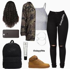 Cute outfits for school, new outfits, teen fashion outfits, outfits for teens, Swag Outfits For Girls, Teenage Girl Outfits, Cute Outfits For School, Cute Casual Outfits, Teen Fashion Outfits, Nike Outfits, Simple Outfits, Fashion Clothes, Jean Jacket Outfits