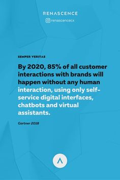 Despite what you might think, that could be a good thing. Customers like chatbots; more than half of internet users are satisfied with them and around 60% of millennials already use them regularly to purchase basic goods. - Customer experience data, customer experience insights, customer experience data, customer experience analytics, research paper, customer experience research, customer service insights, - #customerexperience #ux #userexperience #insights #infographics #cxdata… Customer Experience, Customer Service, Research Paper, Virtual Assistant, Infographics, Insight, Self, Internet, Shit Happens
