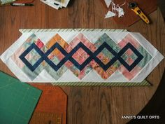 Annie's Quilt Orts: June 2011