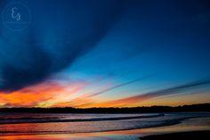 """Midnight Majesty"" at Goose Rocks Beach"