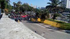Alckmin defende ação da polícia; para Grella, PM 'protegeu' manifestantes - SPressoSP