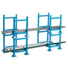 Pallet Storage, Tool Storage, Store Layout, Steel Racks, Metal Shelves, Garage Workshop, Flexibility, Shops, The Unit