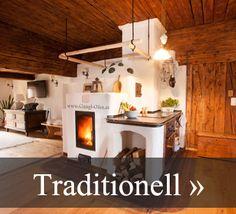 Traditionelle Kachelöfen Walk In Closet Design, Closet Designs, Stove Fireplace, Rocket Stoves, Higher Design, Cottage Style, Luxury Homes, House Plans, Oven