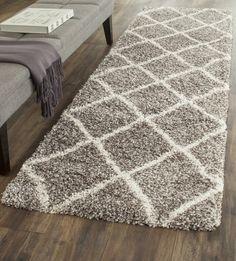Cozy up those cold hardwood floors.